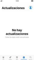 Apple iPhone 6s iOS 11 - Aplicaciones - Descargar aplicaciones - Paso 6