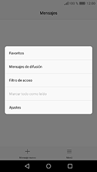 Huawei Y6 (2017) - MMS - Configurar el equipo para mensajes de texto - Paso 4