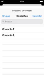 Apple iPhone 5s - iOS 11 - E-mail - Escribir y enviar un correo electrónico - Paso 5
