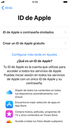 Apple iPhone 6s iOS 11 - Primeros pasos - Activar el equipo - Paso 18