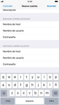 Apple iPhone 7 Plus iOS 11 - E-mail - Configurar correo electrónico - Paso 14