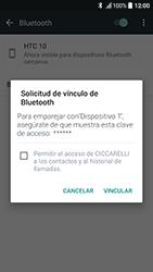 HTC 10 - Connection - Conectar dispositivos a través de Bluetooth - Paso 7