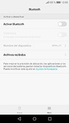 Huawei Y6 (2017) - Connection - Conectar dispositivos a través de Bluetooth - Paso 4