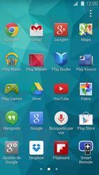 Samsung G900F Galaxy S5 - E-mail - Configurar Gmail - Paso 3