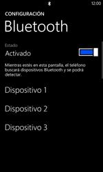 Nokia Lumia 520 - Connection - Conectar dispositivos a través de Bluetooth - Paso 6