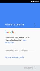 BQ Aquaris U - E-mail - Configurar Gmail - Paso 8