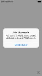 Apple iPhone SE - Primeros pasos - Activar el equipo - Paso 3