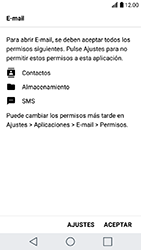 LG K10 (2017) - E-mail - Configurar Yahoo! - Paso 9