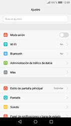Huawei Y6 (2017) - MMS - Configurar el equipo para mensajes multimedia - Paso 3