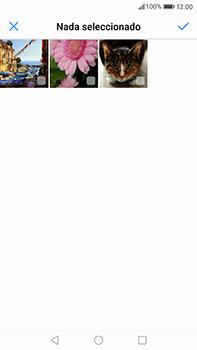 Huawei P10 Plus - MMS - Escribir y enviar un mensaje multimedia - Paso 15