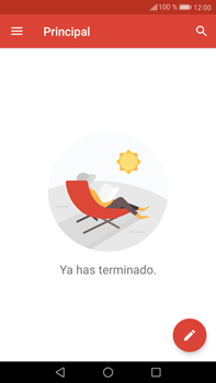 Huawei Mate 9 - E-mail - Configurar Gmail - Paso 15