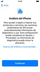 Apple iPhone SE - iOS 11 - Primeros pasos - Activar el equipo - Paso 24