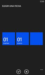 Nokia Lumia 520 - Primeros pasos - Activar el equipo - Paso 23
