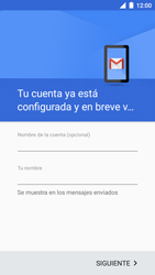 BQ Aquaris U - E-mail - Configurar Outlook.com - Paso 13