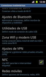 Samsung I8160 Galaxy Ace II - MMS - Configurar el equipo para mensajes multimedia - Paso 5