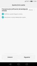 Huawei P9 - E-mail - Configurar correo electrónico - Paso 19