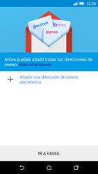 HTC One M9 - E-mail - Configurar Gmail - Paso 6