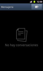 Samsung I8160 Galaxy Ace II - MMS - Configurar el equipo para mensajes de texto - Paso 3