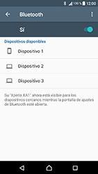 Sony Xperia XA1 - Connection - Conectar dispositivos a través de Bluetooth - Paso 6