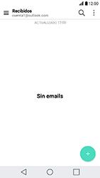 LG K10 (2017) - E-mail - Configurar Outlook.com - Paso 12