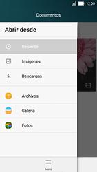 Huawei Y5 - MMS - Escribir y enviar un mensaje multimedia - Paso 14