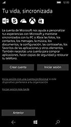 Microsoft Lumia 950 - Primeros pasos - Activar el equipo - Paso 13
