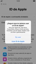 Apple iPhone 6s iOS 11 - Primeros pasos - Activar el equipo - Paso 19