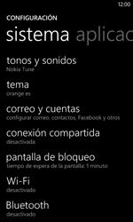 Nokia Lumia 520 - Connection - Conectar dispositivos a través de Bluetooth - Paso 4