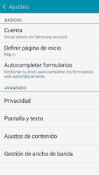 Samsung G900F Galaxy S5 - Internet - Configurar Internet - Paso 27
