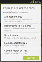 Samsung S6310 Galaxy Young - Aplicaciones - Descargar aplicaciones - Paso 18