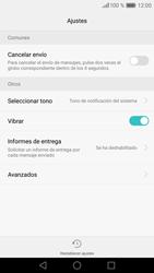 Huawei P9 - MMS - Configurar el equipo para mensajes de texto - Paso 6