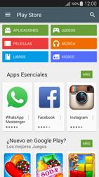 Samsung A500FU Galaxy A5 - Aplicaciones - Descargar aplicaciones - Paso 4