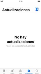 Apple iPhone 6 iOS 11 - Aplicaciones - Descargar aplicaciones - Paso 7