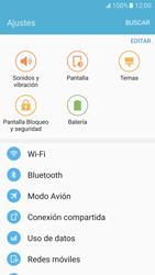 Samsung Galaxy S7 - Red - Activar o desactivar el modo avión - Paso 4