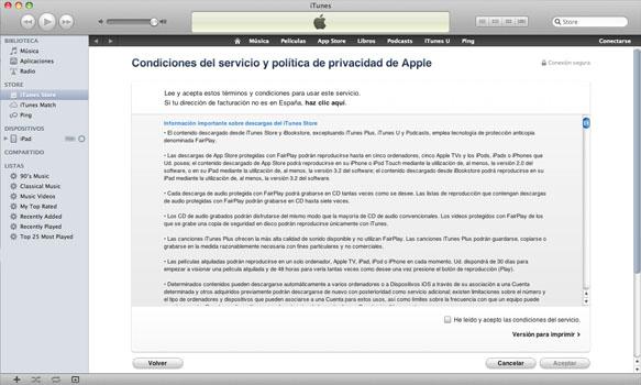 Apple iPad 2 - Aplicaciones - Tienda de aplicaciones - Paso 8