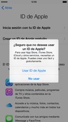 Apple iPhone 6 iOS 8 - Primeros pasos - Activar el equipo - Paso 14
