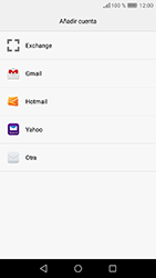 Huawei Y6 (2017) - E-mail - Configurar correo electrónico - Paso 5