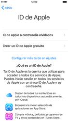 Apple iPhone 6s iOS 10 - Primeros pasos - Activar el equipo - Paso 18