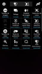 Samsung G850F Galaxy Alpha - Red - Uso de la camára - Paso 6