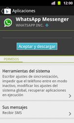 Samsung I8160 Galaxy Ace II - Aplicaciones - Descargar aplicaciones - Paso 8