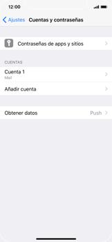 Apple iPhone X - E-mail - Configurar correo electrónico - Paso 26