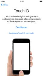 Apple iPhone 6s iOS 10 - Primeros pasos - Activar el equipo - Paso 11
