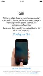 Apple iPhone 6s iOS 10 - Primeros pasos - Activar el equipo - Paso 21