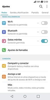 LG Q6 - MMS - Configurar el equipo para mensajes multimedia - Paso 3