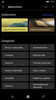 Microsoft Lumia 950 XL - Aplicaciones - Descargar aplicaciones - Paso 11