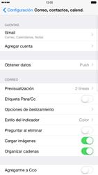 Apple iPhone 6 Plus iOS 8 - E-mail - Configurar Gmail - Paso 10