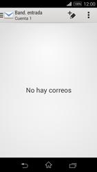 Sony D2203 Xperia E3 - E-mail - Escribir y enviar un correo electrónico - Paso 4