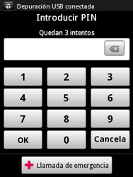 Samsung S5570 Galaxy Mini - Primeros pasos - Activar el equipo - Paso 4
