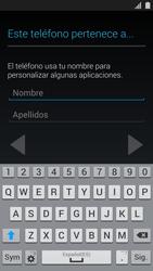 Samsung A500FU Galaxy A5 - Primeros pasos - Activar el equipo - Paso 11