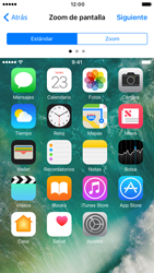 Apple iPhone 6s iOS 10 - Primeros pasos - Activar el equipo - Paso 25